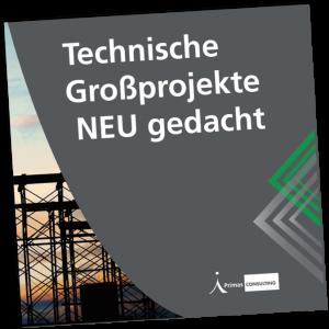 Broschüre Technische Großprojekte
