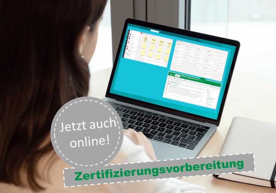 Online Zertifizierungsvorbereitung Level D