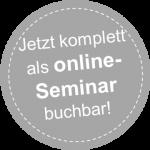 Seminar online und virtuell buchbar