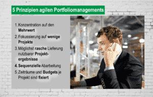 5 Prinzipien für agiles Portfoliomanagement