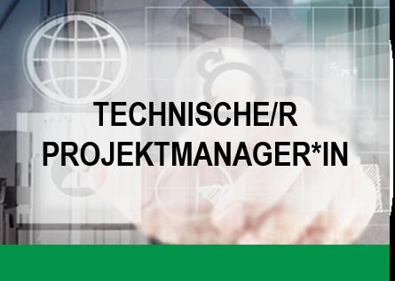 Inserat Technischer Projektmanager